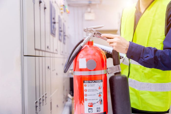 Fire Extinguisher Maintenance: Why Is It Important? - Fraker Fire